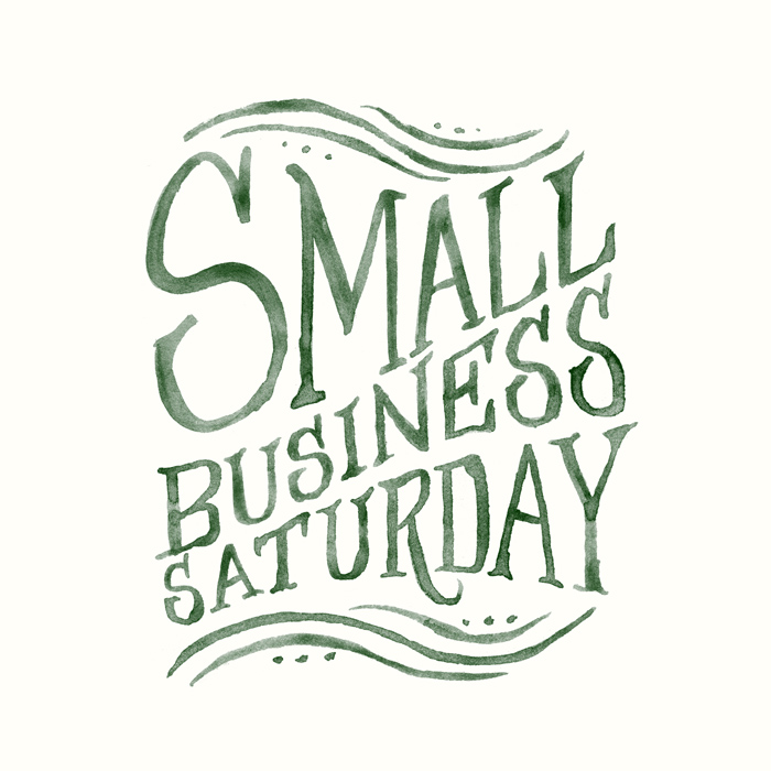 shop small business saturday adirondack yarns